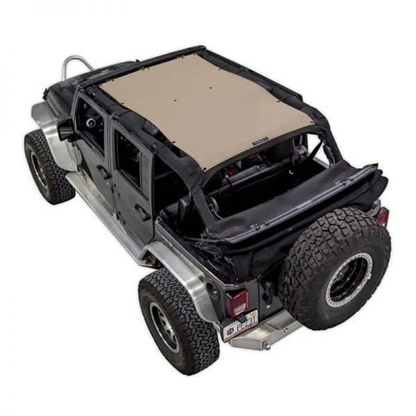 Spiderwebshade-Sunshade-Jeep-Wrangler-South-Africa-JWStuff-tan