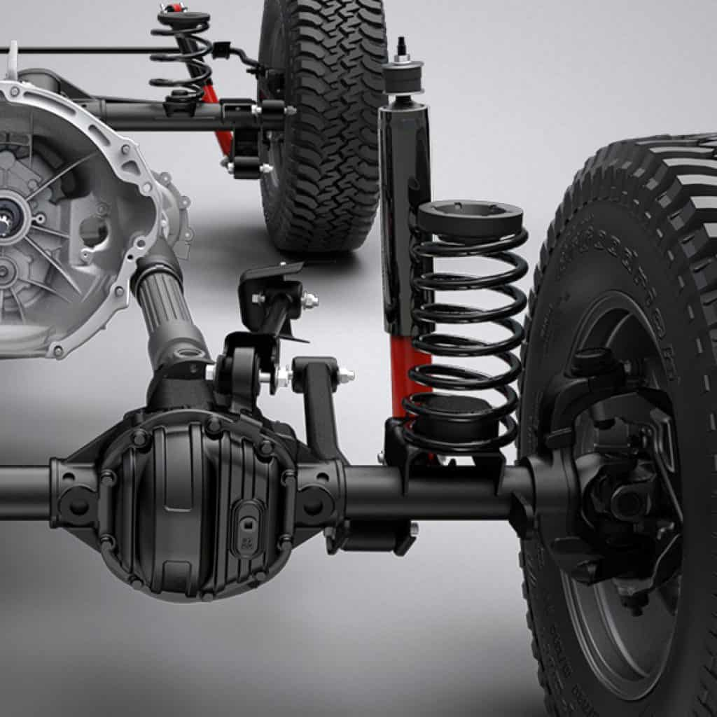 u-joint vs cv jeep wrangler