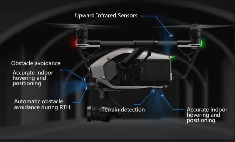 Inspire 2 Drone Specs Sense and Avoid JWStuff 1