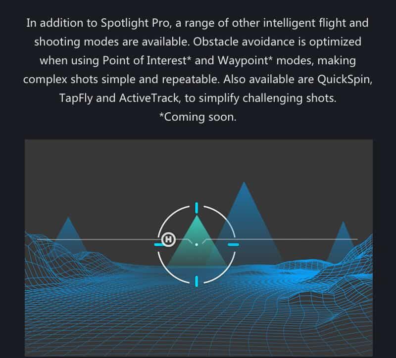 Inspire 2 Drone Specs Spotlight Pro JWStuff 3
