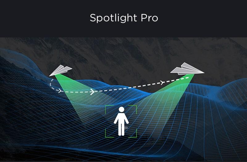 Inspire 2 Drone Specs Spotlight Pro JWStuff