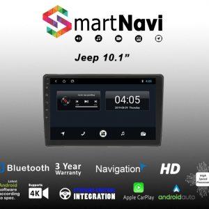 Jeep 10.1 Inch SmartNavi